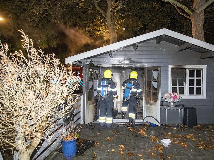 Pand loopt veel schade op na brandstichting Haarlem