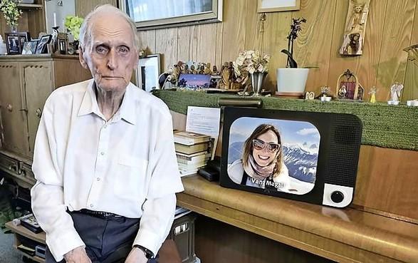 Videobellen met opa wordt een eitje met de KOMP