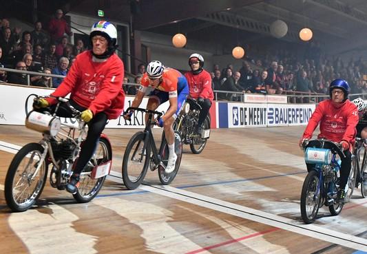 Niki Terpstra kent zijn tegenstanders tijdens Wieler3Daagse Alkmaar