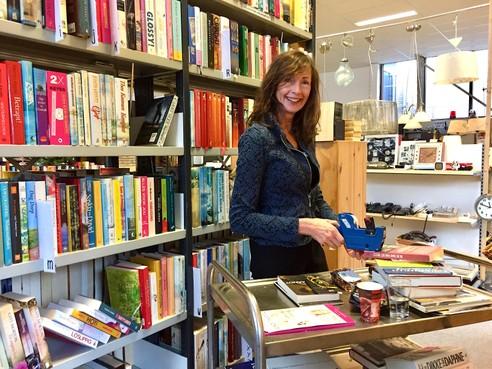 'Het is nooit saai met God', is de levensovertuiging van Dorcas-vrijwilligster Marieke Hink uit Heerhugowaard