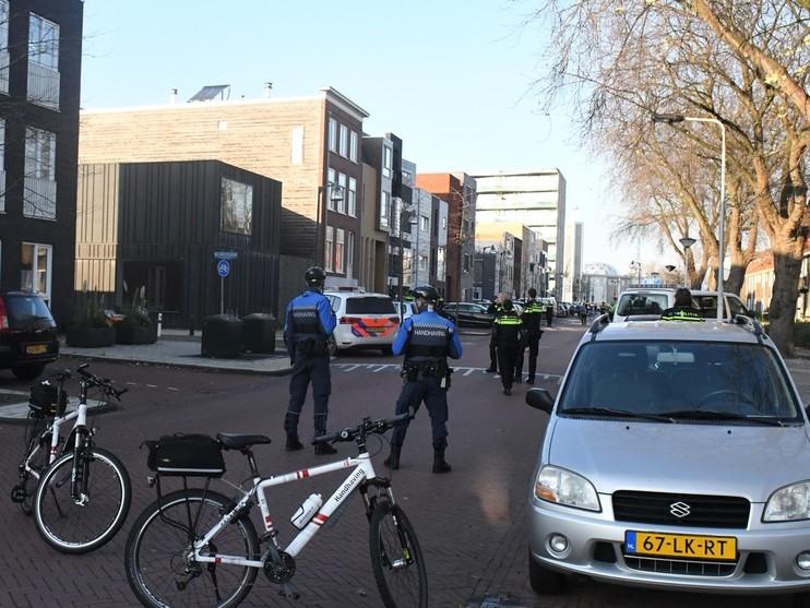 Gezochte man aangehouden na gevaarlijke vluchtpoging in Leiden