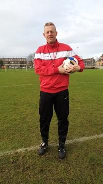 Onno Velzel is scheidsrechter uit liefde voor de club
