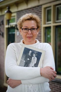 Stemactrice Jolanda Bayens heeft mazzel: 'Ik praat zoals mijn moeder sprak'