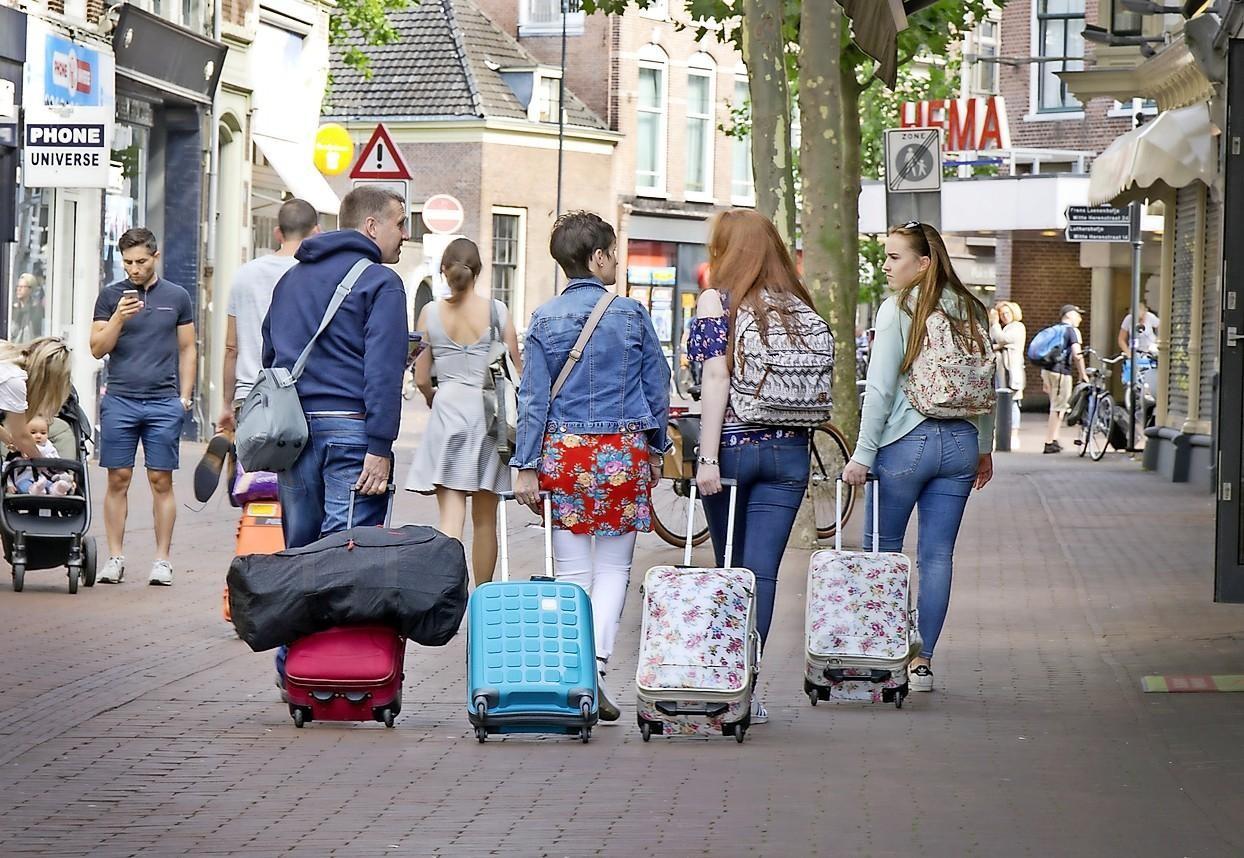 'Ook voor Haarlem zijn er grenzen aan de groei van het toerisme' - Haarlems Dagblad