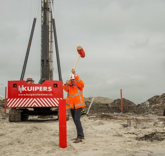 Afsluitdijk krijgt een 'toeristenmagneet'