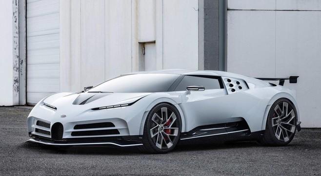 Hypercar Bugatti wordt gekocht vanaf de foto [video]