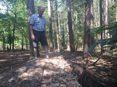 Vereniging Behoud Anna's Hoeve: 'Te veel natuur sneuvelt door aanleg busbaan'