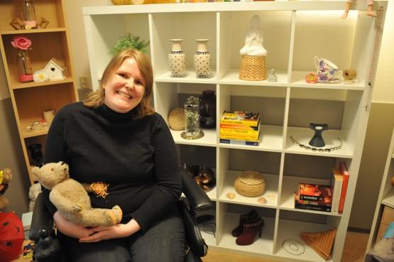 Ellen Rohde laat zich niet klein krijgen door chronische aandoening: 'Via Pablo reis ik de hele wereld over'