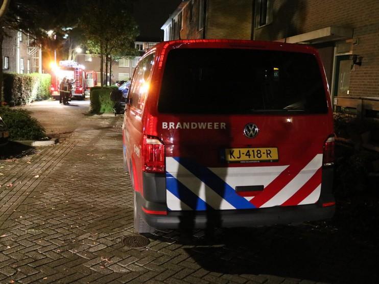 Asbest vrijgekomen bij schuurbrand in Lisse