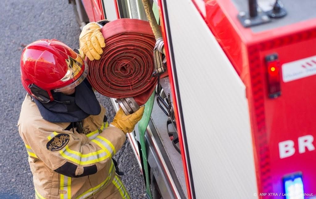 Zeer grote brand in kozijnenfabriek Zelhem - Noordhollands Dagblad