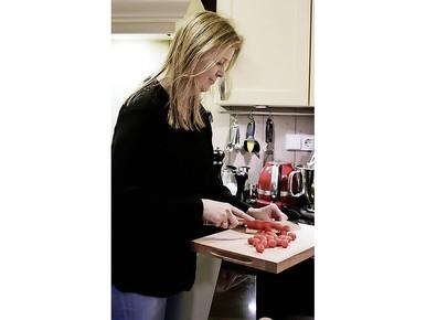 Hanneke in de keuken: Fraaie kunstwerken maken in een bowl [video]