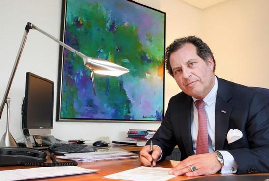 Jaap Nawijn beoogd burgemeester Hollands Kroon
