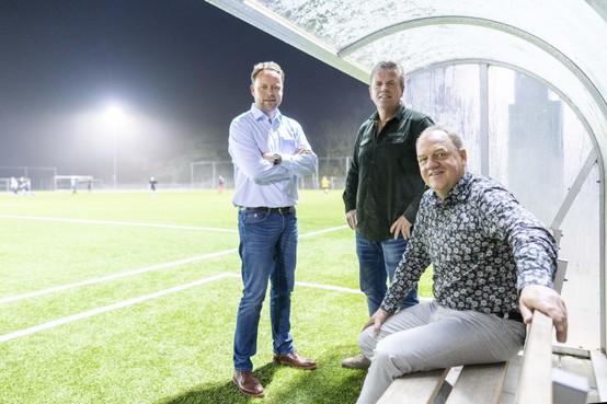 Voorzitter Hans Hesselink maakt met dubbel gevoel plaats nu zijn FC Den Helder na hectische tijden in rustiger vaarwater is beland