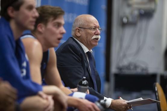 Zó rustig, zonder selecties van Oranje, is basketbalzomer in meer dan dertig jaar niet geweest voor Meindert van Veen