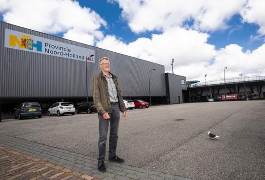 HLC krijgt in Haarlems Pim Mulier Sportpark een eigen turnhal