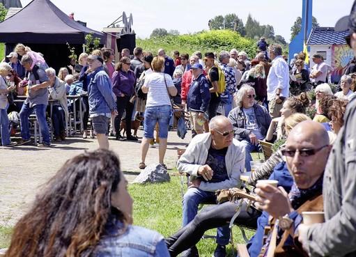 Nieuw festival Parade op de Kade in Den Helder is 'zeker voor herhaling vatbaar'