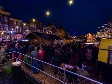 Kerstmarkt Leiden beste van Nederland