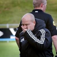 Ajax-trainer Jorg Smeets treft in de beker zijn oude club Zuidvogels.