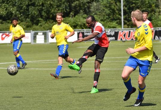 Nieuwkomer SSV wint meteen 67e editie van Kaasstadtoernooi bij Alkmaarsche Boys