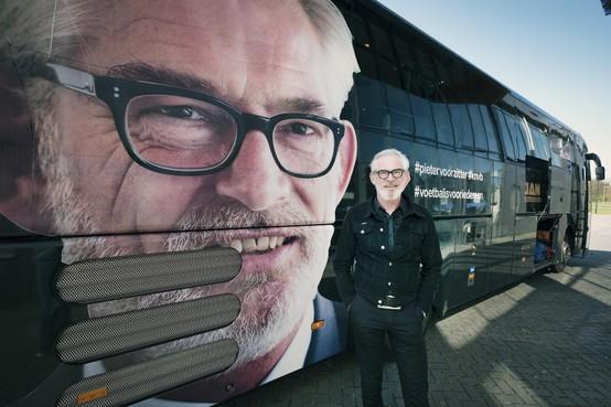 Telstardirecteur De Waard mag meedoen aan KNVB-verkiezing
