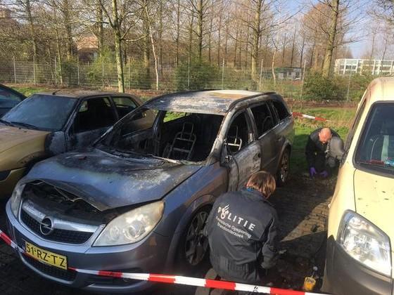 Extra politie tegen autobranden Zaanstad ingezet