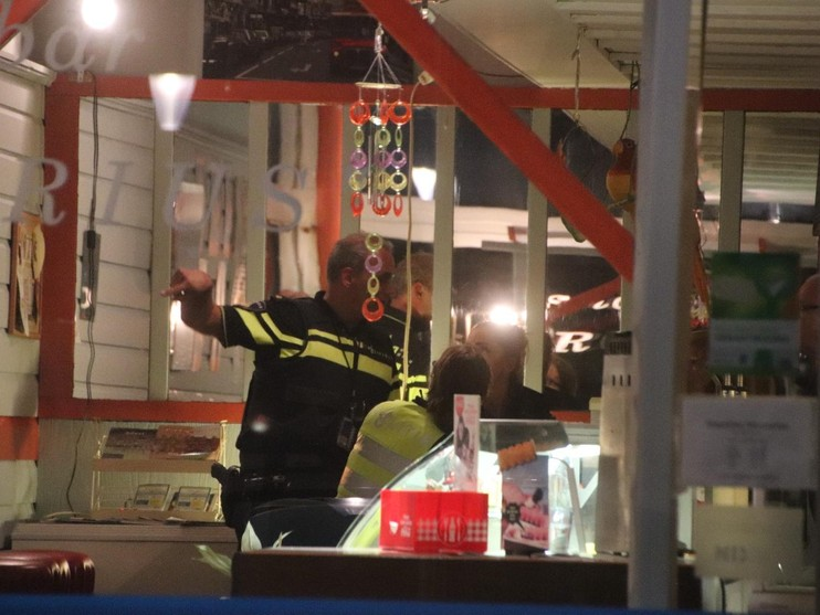 Politie zoekt dader overvalpoging snackbar Sassenheim [update]
