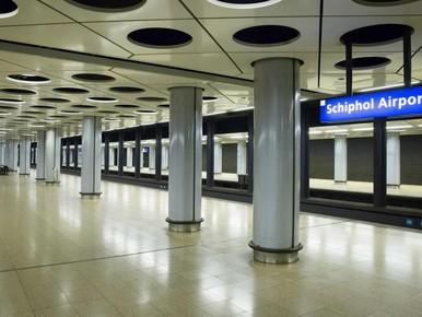 Incidententeam Prorail voor Schiphol