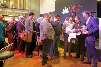 Vertrekkende burgemeester Nawijn kent alle 22 kernen nog