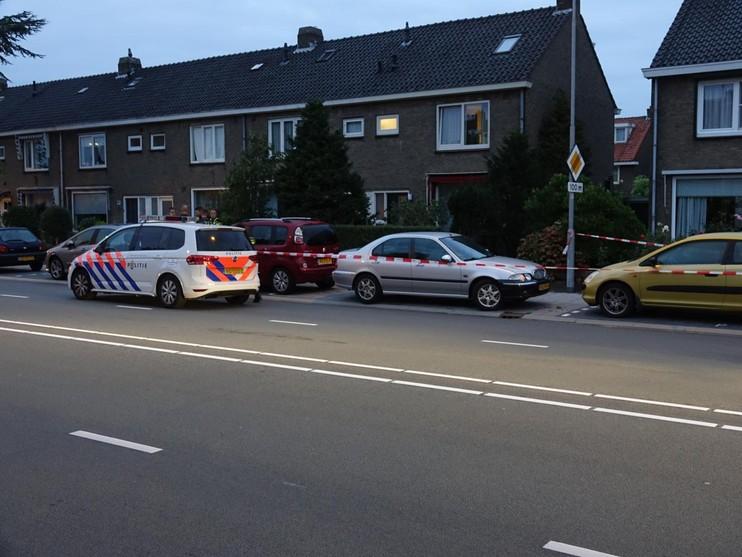 Schietincident op Vincent van Goghweg in Zaandam