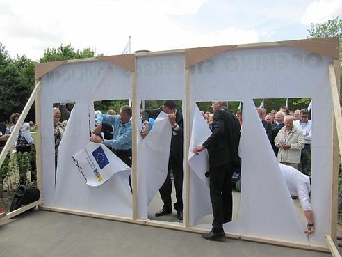 'Nieuw centrum in Streekbos  voor hele regio'