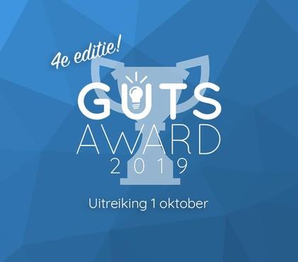 The Guts Award zoekt vrouwen met lef