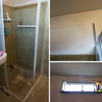 Badkamer van 38 jaar oud.