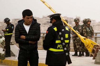 Kampen vol Oeigoeren