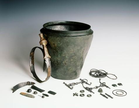Oss neemt Leiden op de horens: genootschap claimt Vorstenzwaard Museum van Oudheden terug als roofkunst