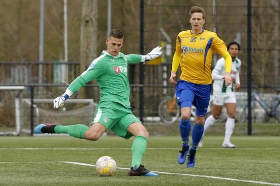 Verlies Odin'59 bij talenten FC Groningen geen schande