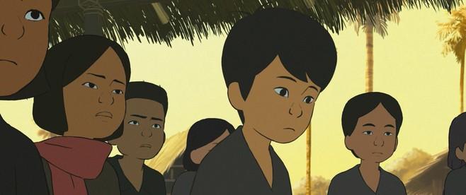 Filmrecensie: 'Gruwelen van een dictatuur in animatie vervat'