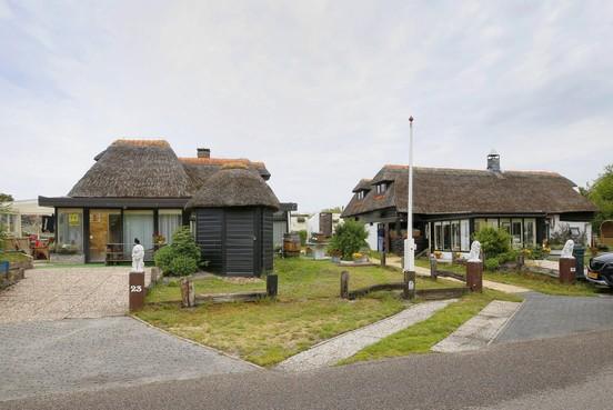 Bouwplan Achterweg wijst op metamorfose van Groote Keeten - van stil dorp met arbeiders tot druk recreatiegebied