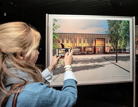 CDA en VVD: zo nodig 'rijdende trein' Speeldoos stoppen bij een goed plan voor Arcadegebouw aan Baarnse Brink