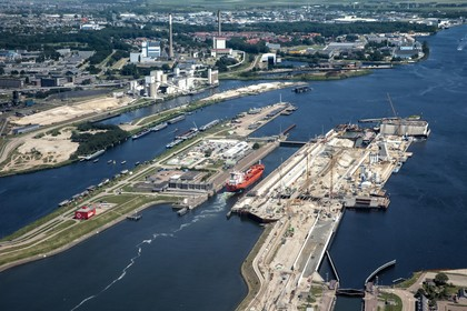 Zeesluis kost Rijk nog eens zeventien miljoen euro extra door gestegen bouwkosten