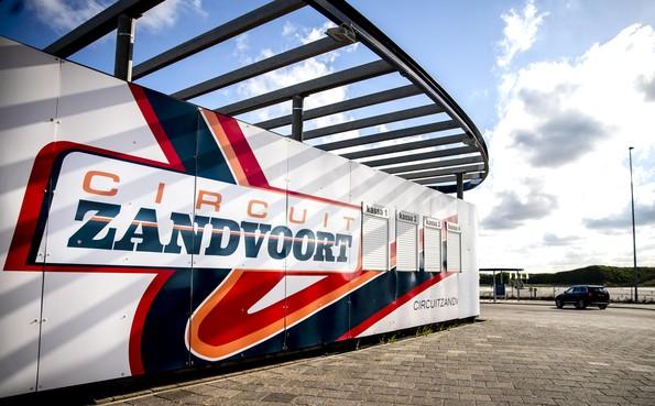 Zandvoort rekent op 200.000 bezoekers voor Formule 1