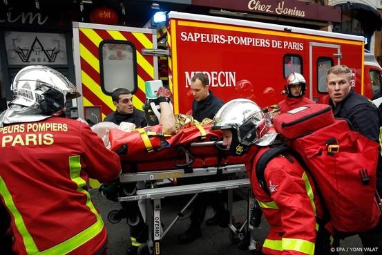Aantal gewonden explosie Parijs loopt op