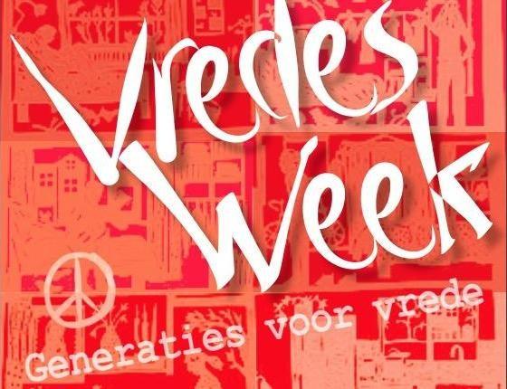 Vijfde Vredesweek kleurt licht roze in Haarlem