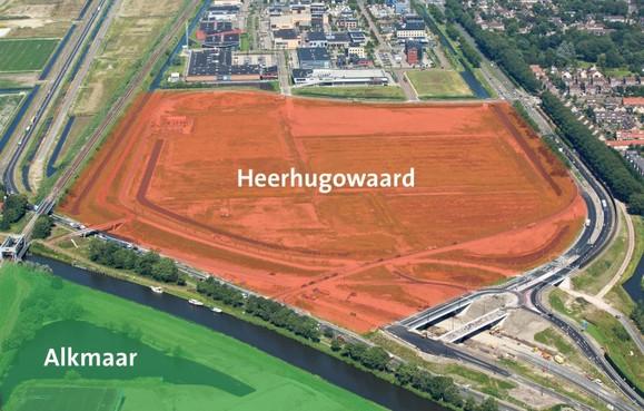 Heerhugowaard biedt grenscorrectie aan: 'Dan staat ziekenhuis toch in Alkmaar'