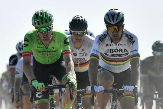 Lissenaar Langeveld wordt derde in Parijs-Roubaix