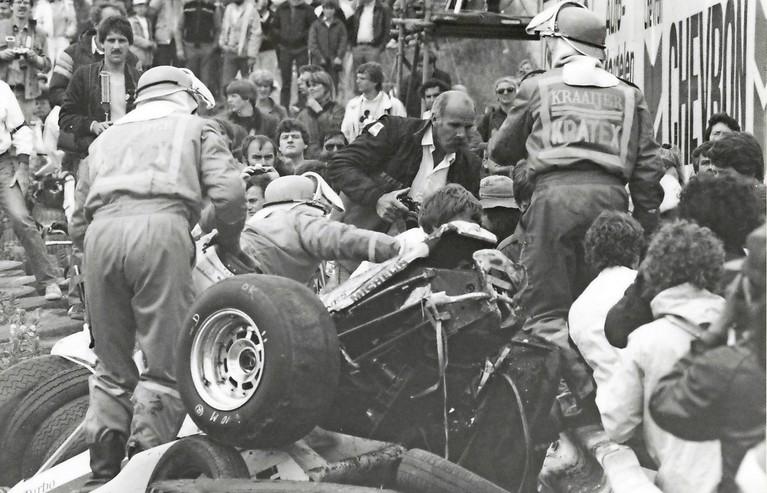Grand Prix in Zandvoort: 'Formule 1 was levensgevaarlijk' [video]