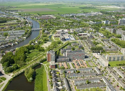 Alphen wil huizen bouwen in watermilieu