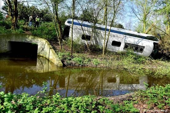 Tientallen gewonden door ongeval touringcar