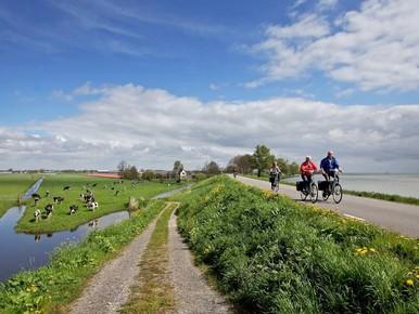 'West-Friesland, omdat het hier skoftig mooi is'