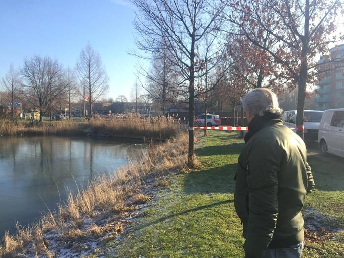 Lichaam aangetroffen in vijver Hilversum, misdrijf uitgesloten [update]