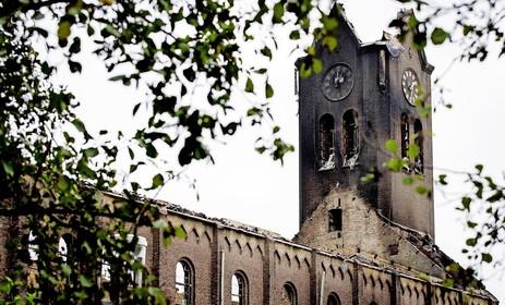 Onderzoeker na Hoogmade: 'Voorkomen kerkbrand moet hoger op de agenda'